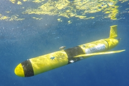 Ocean glider underwater photo NIWA