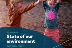State of our environment Summary report 2014 18