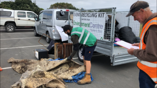 Enviro Centre Beach Clean Up 2019