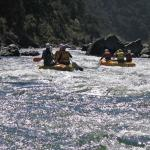 Rafting on middle Mohaka (Courtesy of www.abovehawkesbay.co.nz)