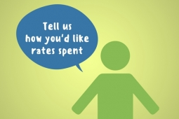 Have your say about how rates are spent