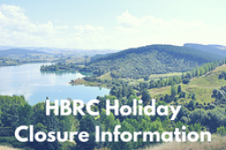 HBRCHoliday Closure Information 2