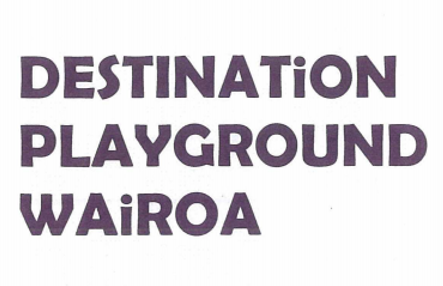 Wairoa Destination Playground