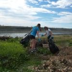 Students Pitch in at the Seaweek Beach Clean Up