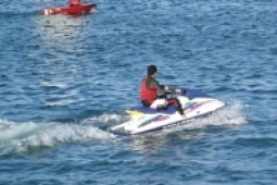Good jetski speed